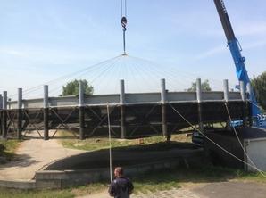 Anlagenteil Biogasanlage Niederschöna